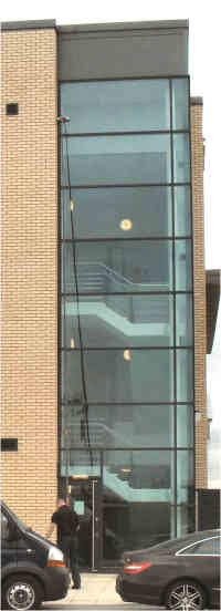 Commercial Window CleaningSolutions in Darnhall